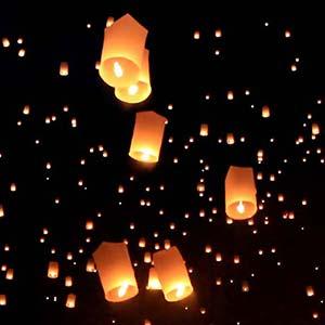 Loi Krathong, una celebración espléndida
