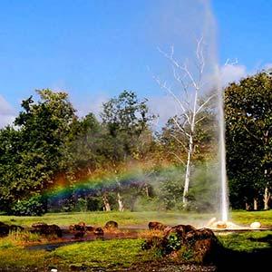 Aguas termales Sankhampaeng