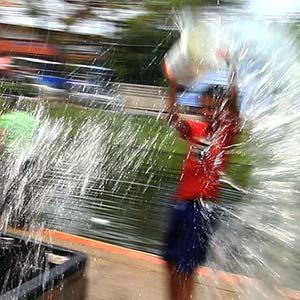Songkran, el Año Nuevo Tailandés