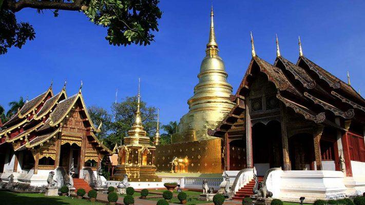 Wat Phra Singh, Chiang Mai.